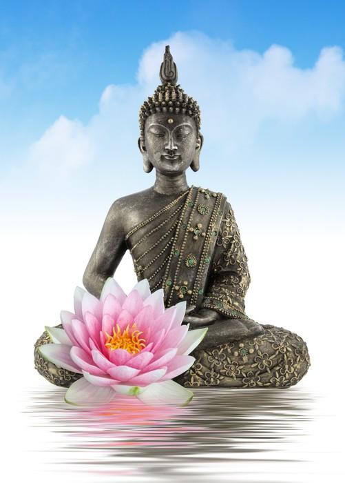 Bouddha zen