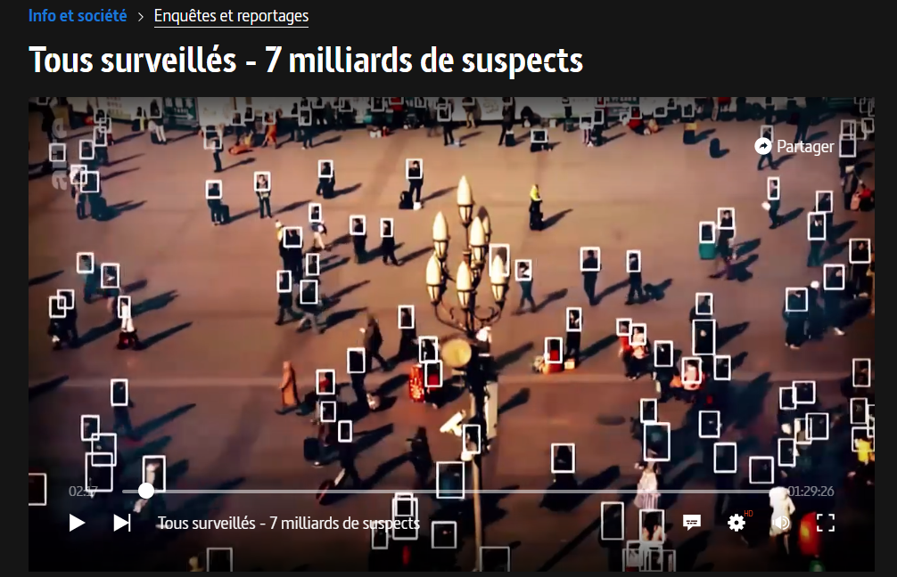 7 milliards de suspects